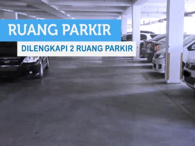2 tempat parkir